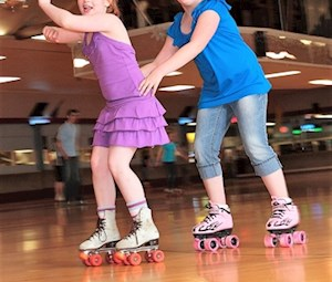 Group Discount: Roller Skating
