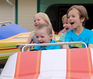 Birthday Party: Classic Rides