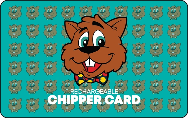 $50 Chipper Card