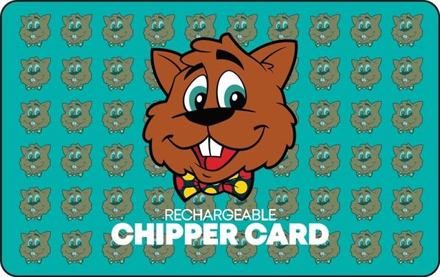 $100 Chipper Card