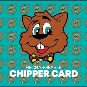 $25 + $5 Bonus Chipper Card