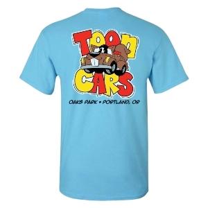 Toon Cars Tee - Adult