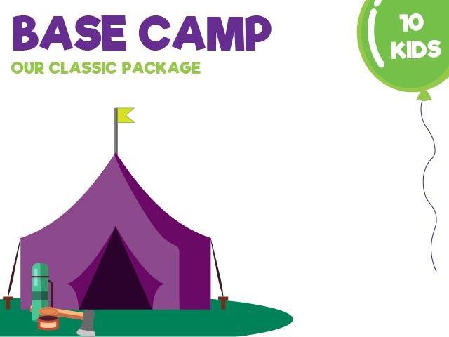 Base Camp 10 Kid