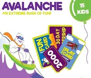 Avalanche 15 Kid