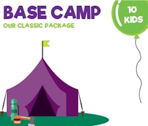 Base Camp 10 Kid