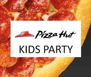 Pizza Hut Kids Bounce Party