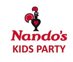 Nando's Kids Bounce Party