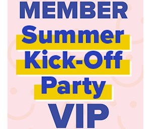 MEMBERS ONLY EVENT