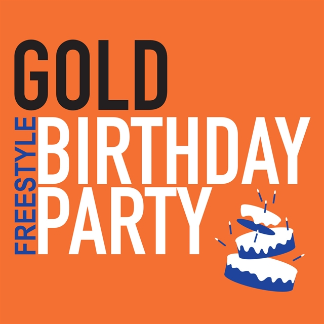 Freestyle Gold Party