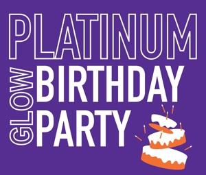 GLOW Platinum Party
