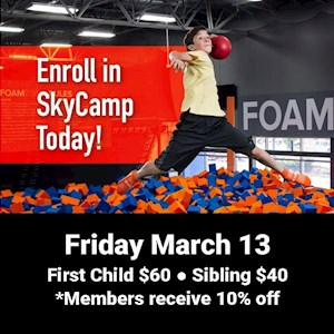 Sky Camp March 13