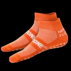 Orange Sky Socks