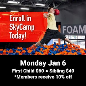 Sky Camp Jan 6