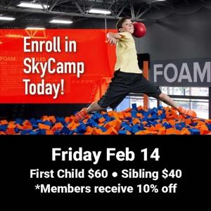 Sky Camp Feb 14