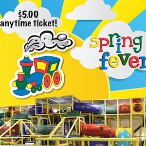 $5.00 Spring Fever Ticket
