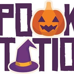 Spooky Station Ticket