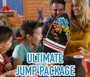 Ultimate Jump Package