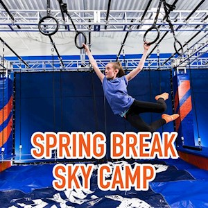 Spring Break Camp 3/16-3/20