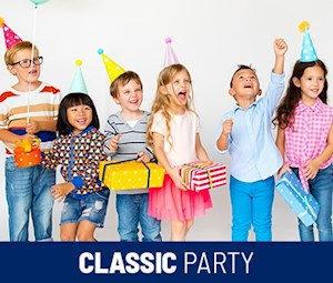 Classic Birthday Party