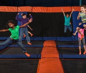 Open/Freestyle Jump