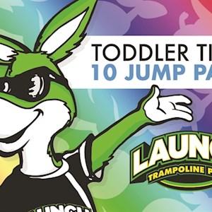 Toddler Time 10 Pass