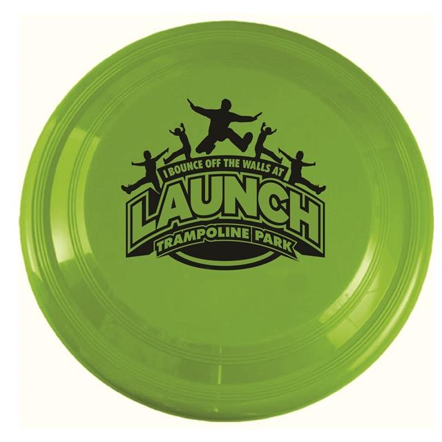 Launch Frisbee