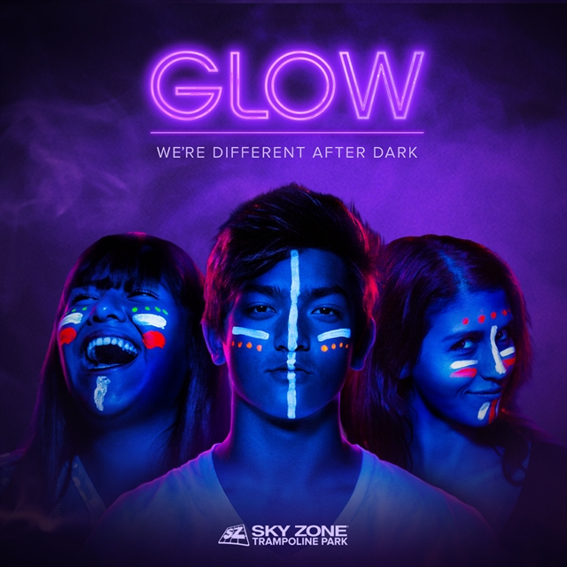 Glow Supreme Jump Party Online