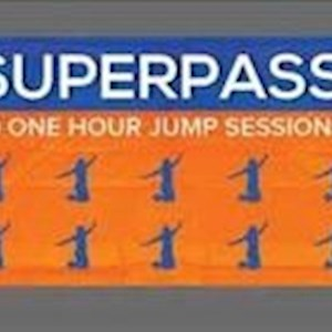 Toddler Time Superpass - 10 Toddler Time Jumps