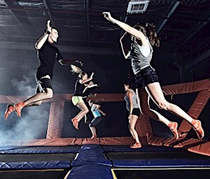 Oakdale Jump Time