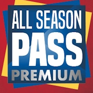 All Season Ride Pass-PREMIUM (annual payment) BEST VALUE!