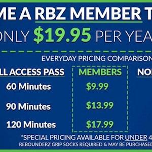 Rebounderz Membership