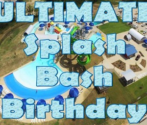 Ultimate Splash Bash Birthday
