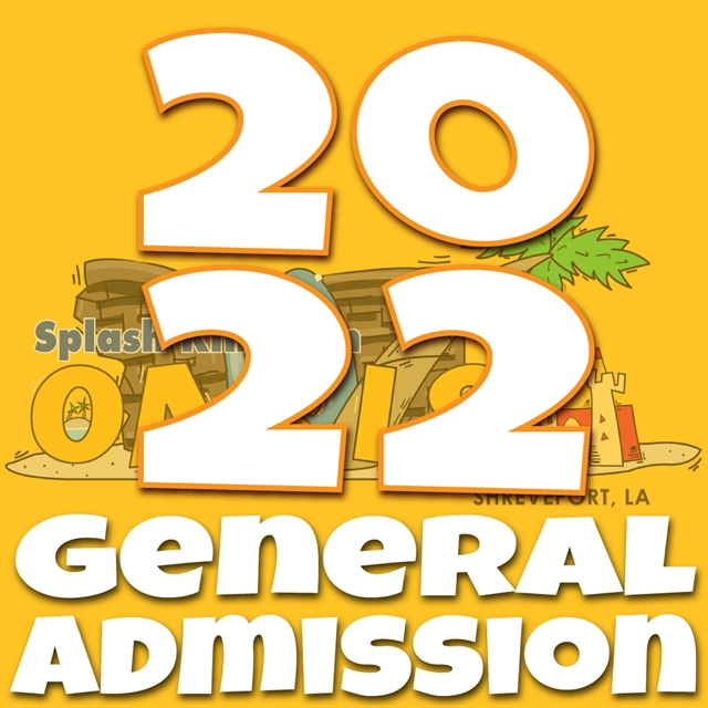 2020 ANY DAY General Admission