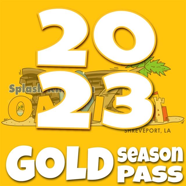2020 Gold Season Pass - Regular Price $249.00