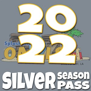 2020 Silver Season Pass - Regular Price $115.00