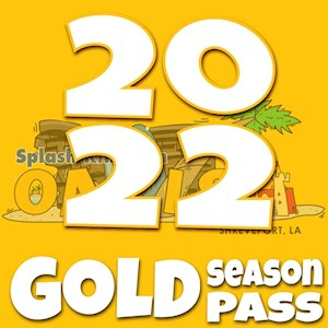 2020 Gold Season Pass - Regular Price $249.00