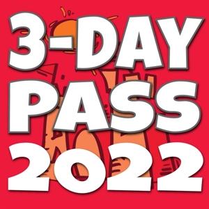 2020 3 Day Pass - Regular Price $39.95