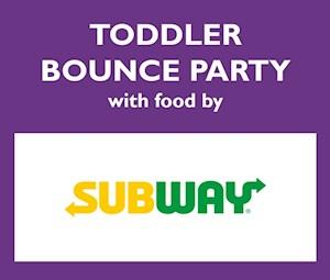 Parent & Toddler Subway Party