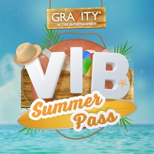 Summer Pass 2019 Voucher+ Entry to prize draw