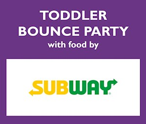 Subway Toddler Party