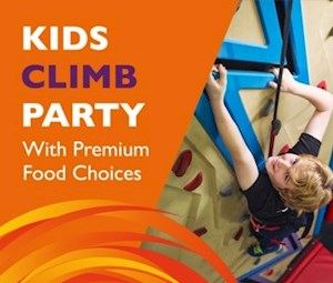 Kids Climb Party