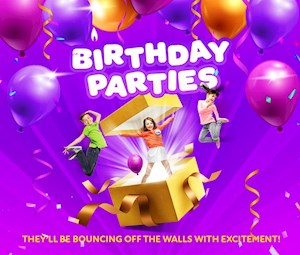 Kids Bounce Party