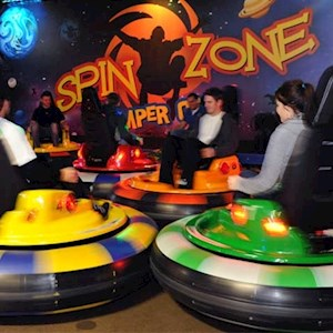 SPIN ZONE 2 GAME