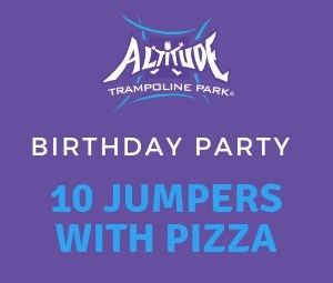 10 - Pizza Party