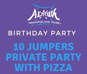 10 - Private Pizza Party