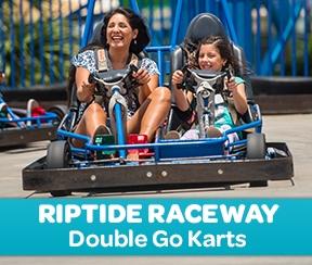 Double Seat Go-Kart Ride