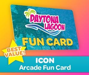 Icon $100 Fun Card (400 Credits + 160 Bonus Credits)