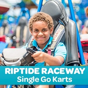 Single Seat Go-Kart Ride