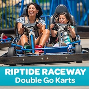 Double Seat Go-Kart Ride