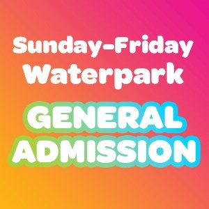 Waterpark 1 Day General Admission